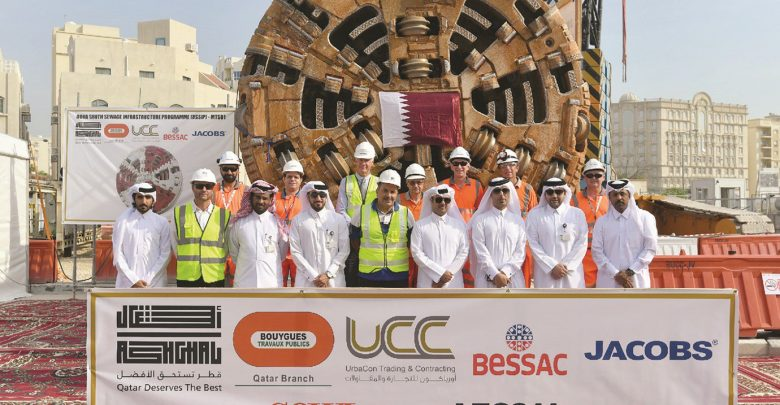 Ashghal's MTS project wins CEEQUAL Design and Build Award