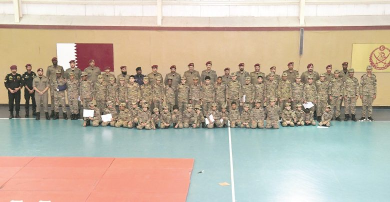 Amiri Guard concludes 5th edition of Summer Activity for members' children