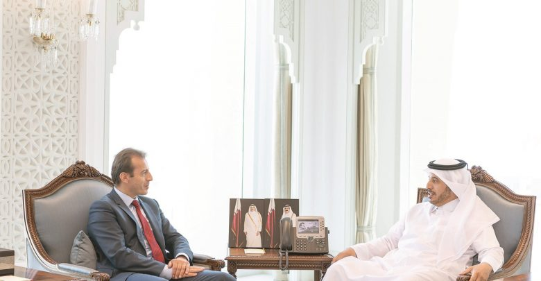 PM meets Airbus CEO