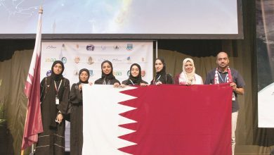 Qatar competes with 40 countries at astronomy Olympiad