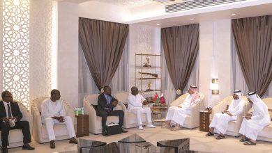 Photo of Al Attiyah meets Burkina Faso's Minister