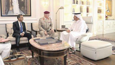 Photo of FM meets UK defence senior adviser