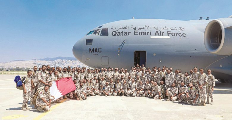 Armed Forces concludes Nusrat Al Haq 2019 exercise in Turkey