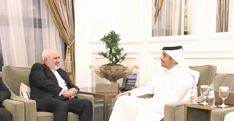 FM meets Iran's Foreign Minister