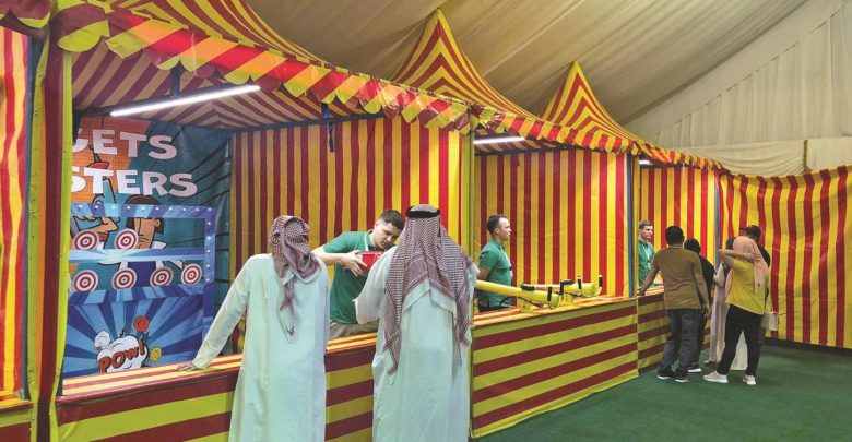 Souq Waqif Eid Festival begins with delightful performances for visitors