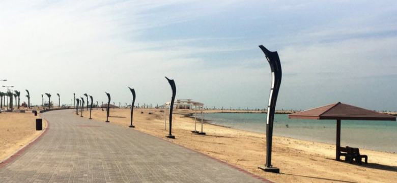 MME holds cleanliness drive at Al Shamal Corniche