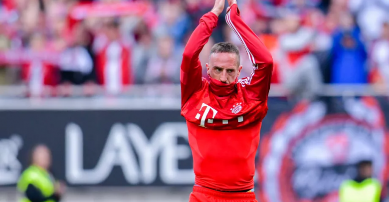 Ribery is coming closer to our league