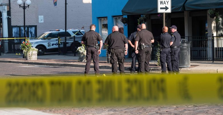 Gunman's sister one of the 9 people killed in Dayton mass shooting