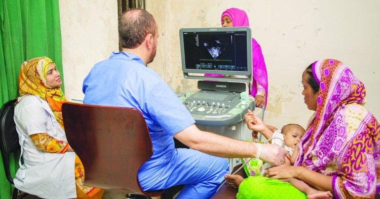 QRCS concludes successful 'Little Hearts' project in Bangladesh