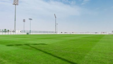 Check out the latest photos of Al Sailia training site!