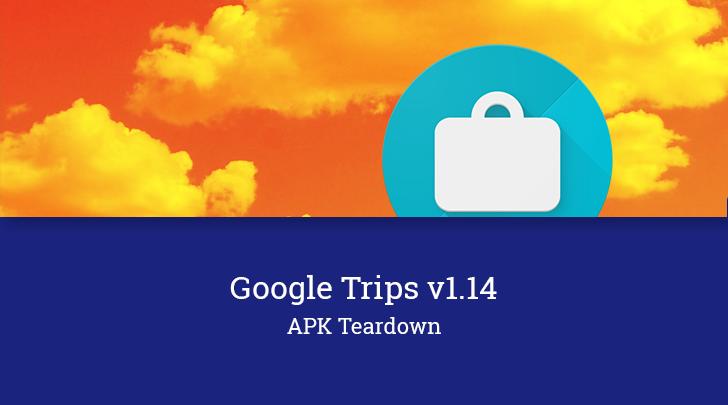 Google shuts Trips app