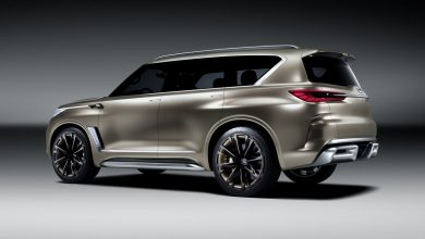 The new Nissan Patrol 2020
