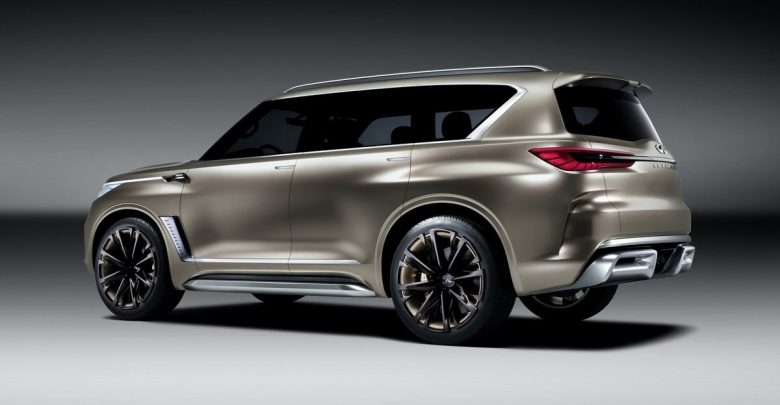 The new Nissan Patrol 2020