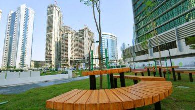 Photo of Al Abraj park opens for public