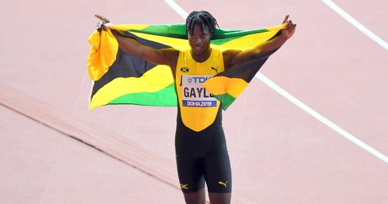 Price, Gayle make history in Doha