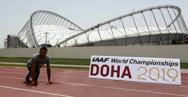 Over 3,000 volunteers dedicated to ensure a successful IAAF World Athletics Championships Doha