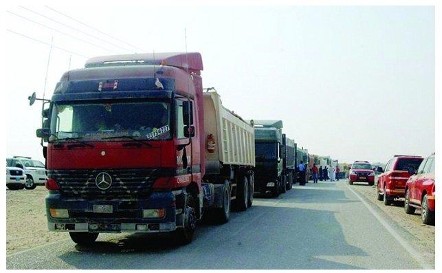 MME impounds 18 trucks for random waste dumping