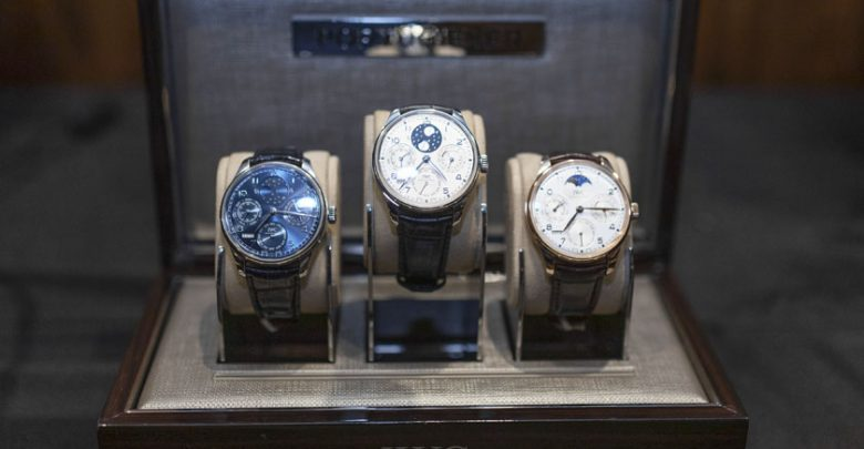 IWC SCHAFFHAUSEN & Al Majed jewellery CELEBRATES THE LAUNCH OF THE NEW PILOT'S WATCHES COLLECTION IN QATAR WITH PRESENCE OF QATAR WATCH CLUB Members