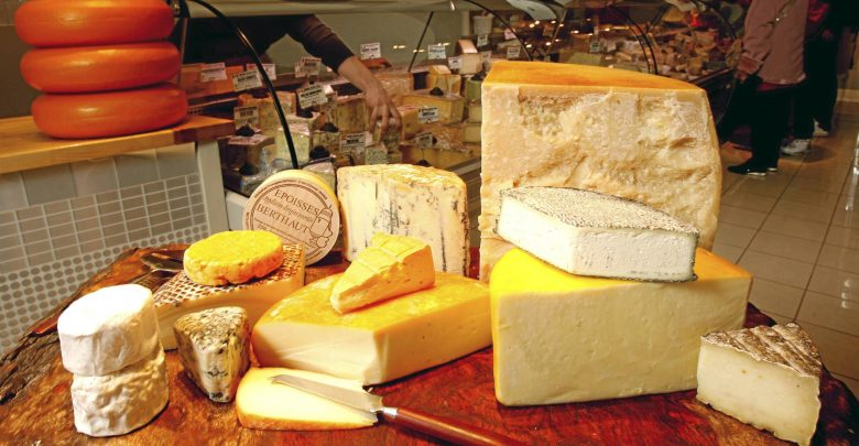New study reveals unexpected benefit of cheese on vascular health