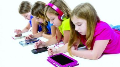 Campaign and application to combat child addiction on mobile devices