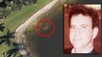 """Google Earth"" reveals the secret of mysterious disappearance of a man 22 years ago"