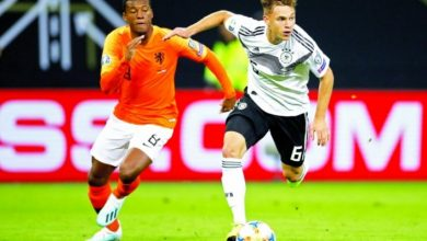 Netherlands shock Germany in topsy-turvy 4-2 win