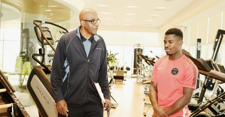 PSG draws on Aspetar's expertise in sports dentistry