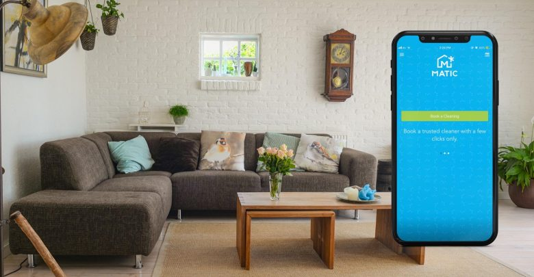 You can now clean your home with a click in Doha!