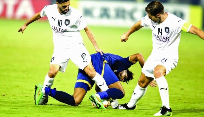 Al Sadd crush Al Nassr to reach semis