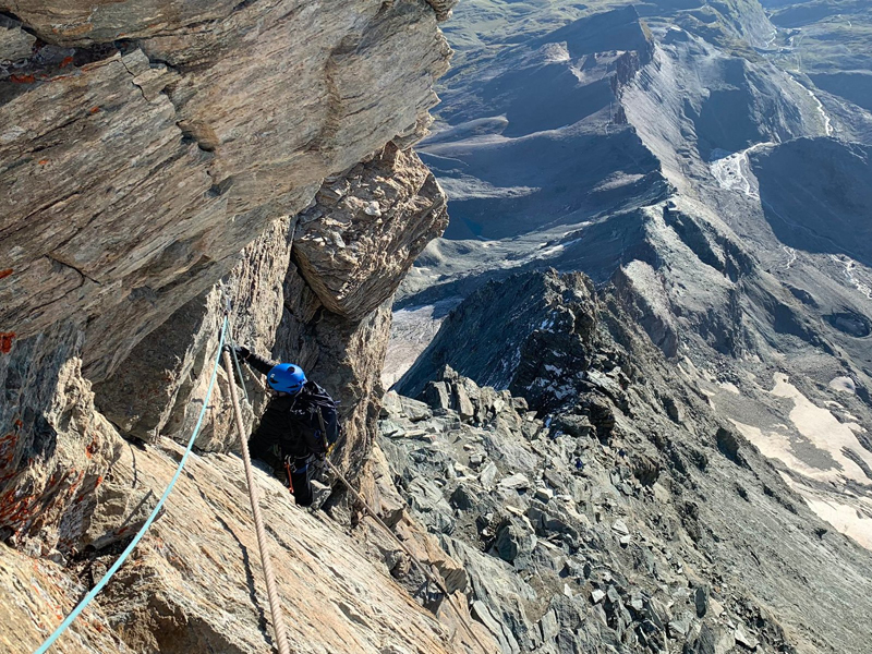 Qatari adventurer conquers one of the most technically challenging mountains