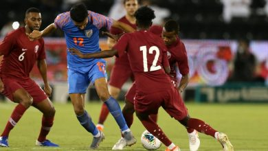 Qatar draws with India in Asian and World Cup qualifiers 2022