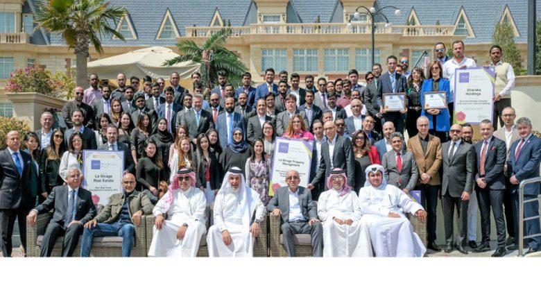 Sharaka Holdings wins two prestigious excellence awards
