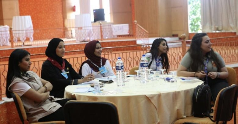 Qatar Scout participate in Arab Regional Conference in Tunis