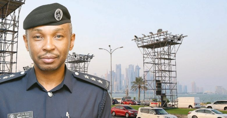 Security measures all set to stage World Athletics Championships