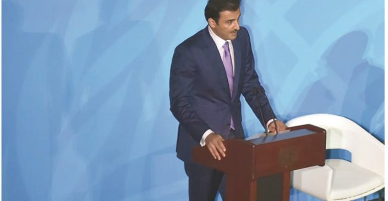 Amir announces $100m to tackle climate change