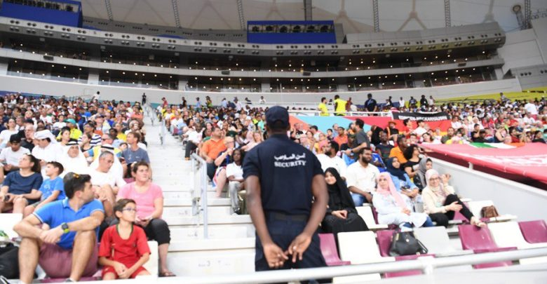 World Athletics Championship Security Committee continues work on facilitating access to venues