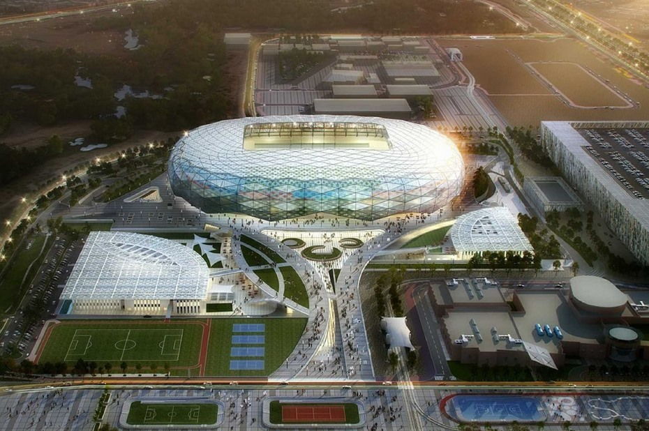 Qatar to open third 2022 World Cup stadium in December