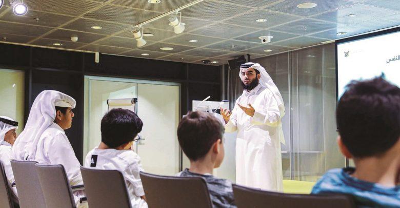 Engineer-turned-maths teacher inspires, motivates at QNL speech
