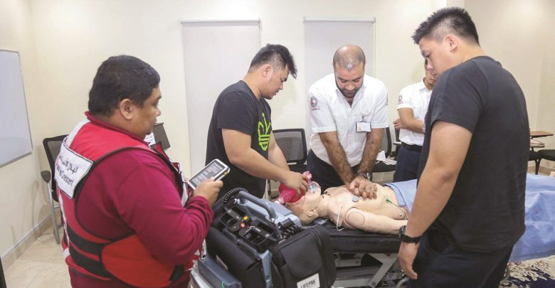 Qatar Red Crescent holds courses for 117,000 beneficiaries