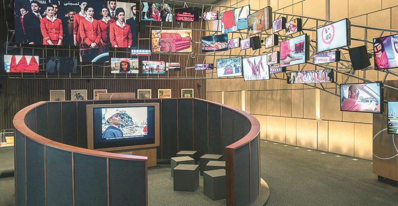 NU-Q opens first media museum in region