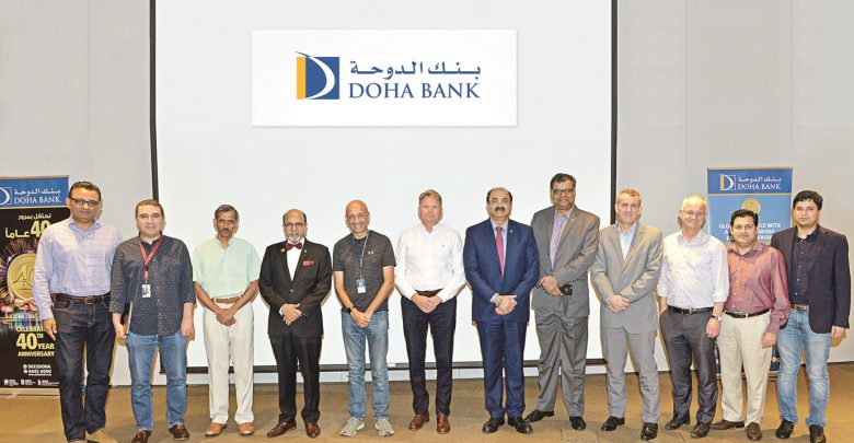 Doha Bank hosts session on Artificial Intelligence