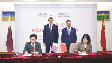 Photo of QFZA signs two MoUs at Qatar-China Free Zones Forum