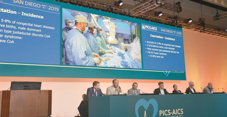 Sidra transmits live interventional cardiac procedures