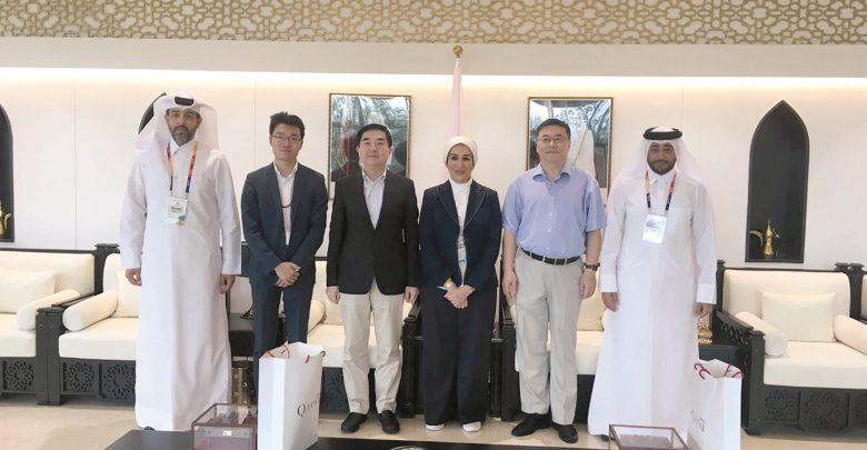 1.8mn visit Qatar's pavilion at Beijing Expo