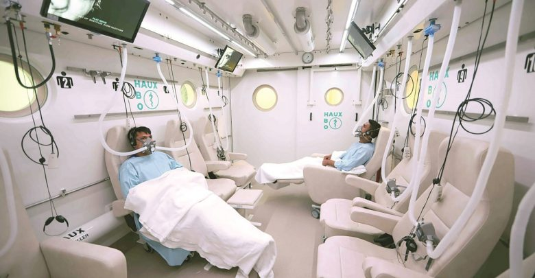 HMC's Hyperbaric Oxygen Multi-Chamber is first of its kind in Middle East