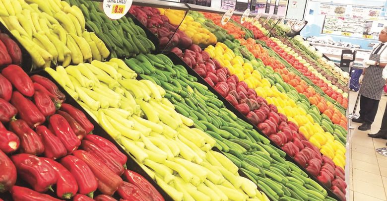 Local agricultural production witnesses significant growth