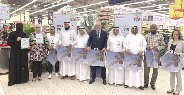 """MME ties up with Carrefour Qatar to launch """"No Plastic Tuesdays"""""""