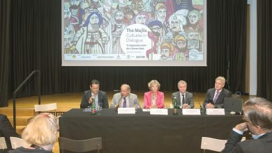 Inauguration of «Majlis -Dialogue of Cultures» Museum in Vienna