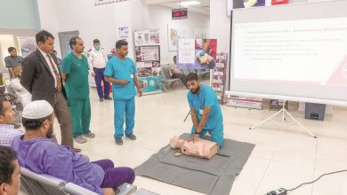 QRCS holds health education activities for 53,000 beneficiaries