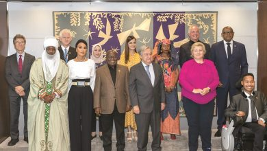 Sheikha Moza participates in Sustainable Development Goals Advocacy meeting